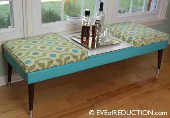 upcycle, repurposed furniture, DIY, home decor, frugal living