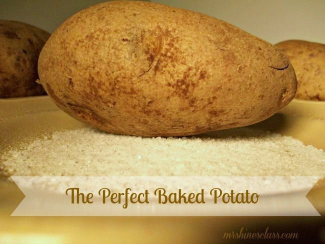 side dish, baked potato, menu planning, dinner ideas