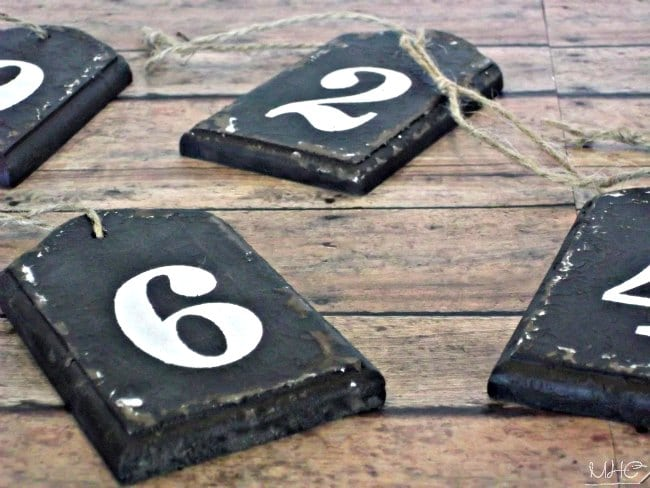5 Ways to Decorate with Nautical Number Tags