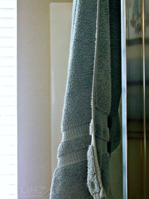 Discover the Secret to Fresh Smelling Towels at www.sharonehines.com