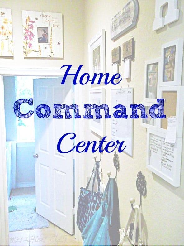 command center organization