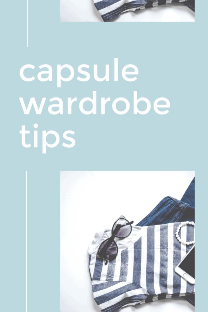Capsule Wardrobe Formula