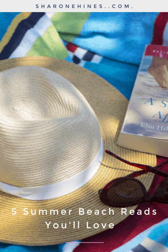 You're going to want to add these 5 Cool Summer Beach Reads to your beach bag. This short  list covers mystery, southern fiction and sweet romance.